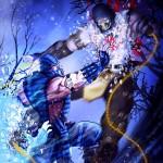Mortal Kombat X Wallpaper Subzero Fatality Fanart by Grapiqkid