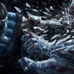 Mortal Kombat X Wallpaper Subzero Frozen Face Breaker Fanart by Esau Murga