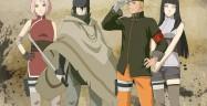 Naruto Shippuden Ultimate Ninja Storm 4 Adult Sasuke Sakura Hinata Naruto Characters Official Artwork The Last