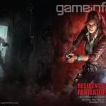Resident Evil Revelations 2 Game Informer Cover Artwork Wallpaper