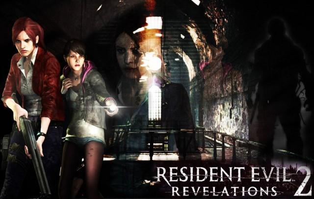 Resident Evil Revelations 2 By Lee La Louisel Aracroft