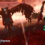 Rodea: Sky Soldier Gameplay Screenshot Bird Boss WiiU 3DS