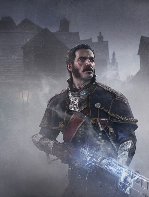 The Order 1886 Wallpaper Cover Render Concept Artwork PS4