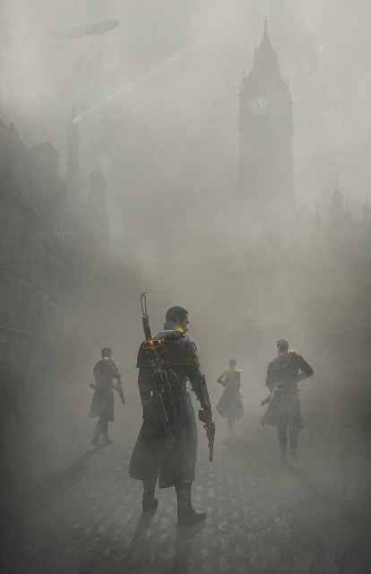 The Order 1886 Wallpaper Great Ben Promo Concept Artwork PS4