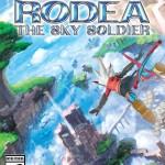 Wii U Rodea The Sky Soldier Box Artwork USA 2015