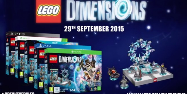 lego dimensions release date announced. Black Bedroom Furniture Sets. Home Design Ideas