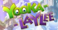 Yooka Laylee Logo Artwork Official