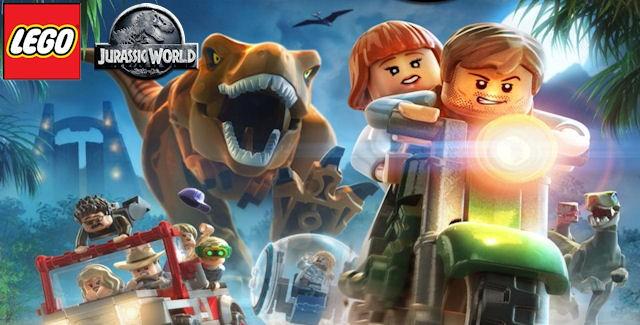 Lego Jurassic World Walkthrough