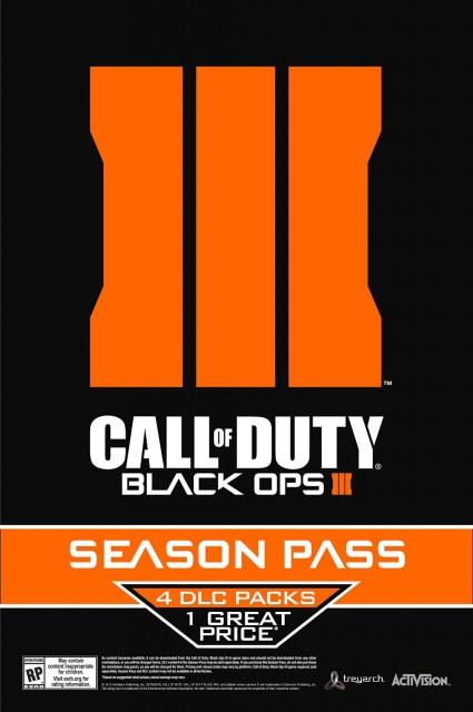 Call of Duty: Black Ops 3 Season Pass logo