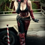 Harley Quinn Shermie Cosplay Wanna Kiss Me By Sweet Little World