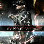Metal Gear Solid V Wallpaper Rain