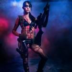 Quiet Cosplay Metal Gear Solid 5 Fog of War Starring Angela Bermudez by Kristian Rocha Photography