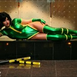 Killer Instinct Orchid Cosplay