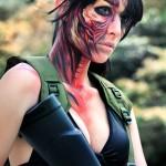 Quiet Cosplay Metal Gear Solid 5 Skeltal Starring Angela Bermudez by Kristian Rocha Photography