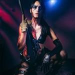 Quiet Cosplay Metal Gear Solid 5 Shadows Starring Angela Bermudez by Kristian Rocha Photography