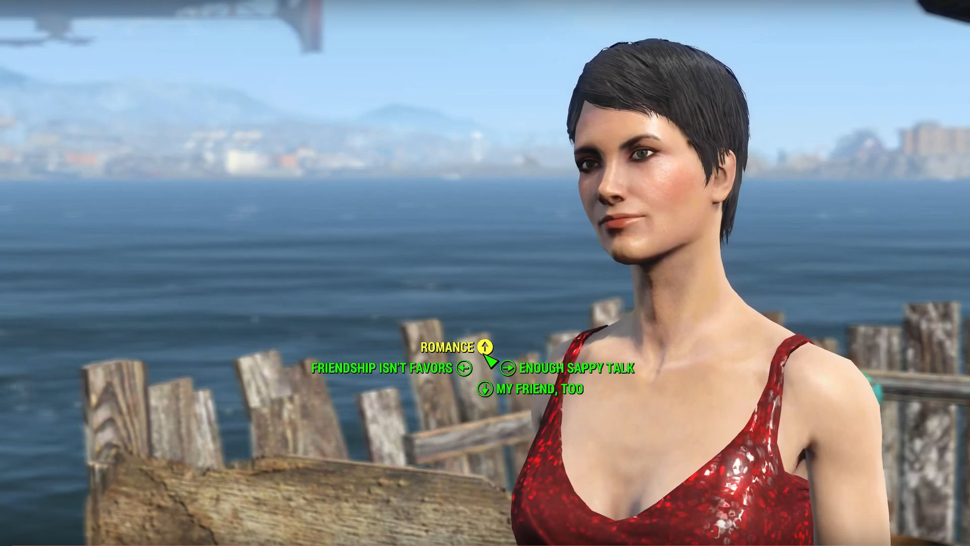 Fallout 4 nackt naked pictures