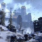 Elder Scrolls Online Tamriel Unlimited Screenshot Wrothgarian Mountains Towers of Orsinium Rise Anew