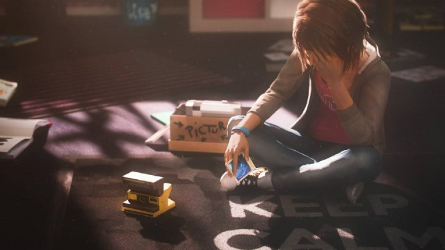 Life is Strange Melancholy Gameplay Screenshot