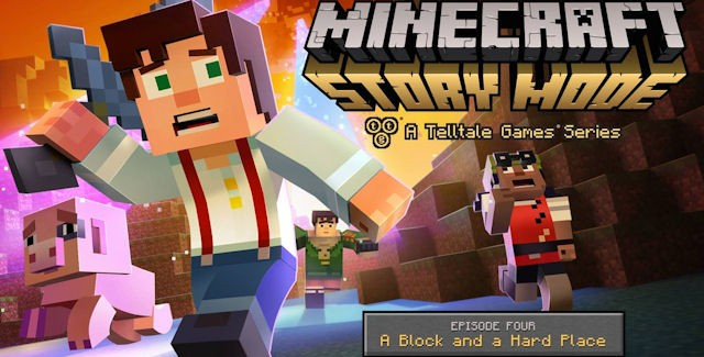 Minecraft: Story Mode Episode 4 Walkthrough