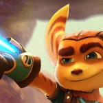 Ratchet and Clank Movie Artwork Official