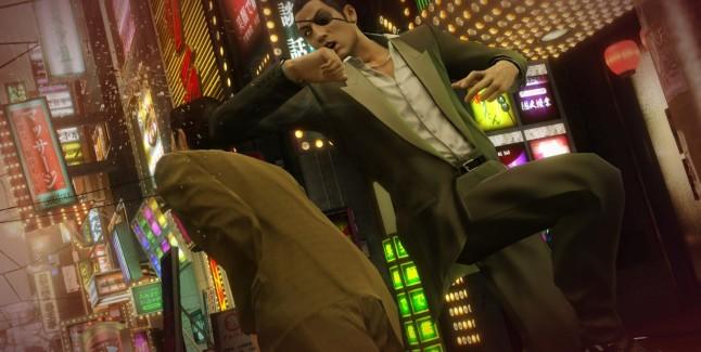Yakuza 0 Goro Elbow to Head Gameplay Screenshot PS4 USA