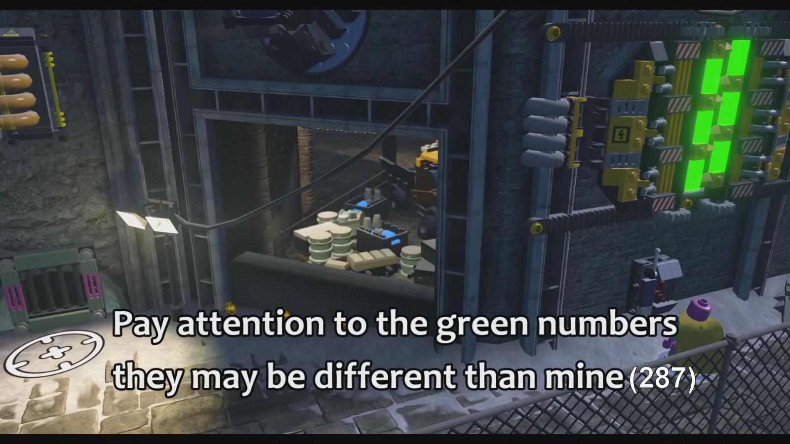 Lego Marvel's Avengers Red Brick 2: Studs x2 Location