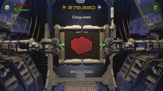 Lego Marvel's Avengers Red Brick 7: Disguises Location