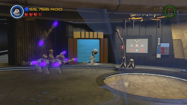 Lego Marvel's Avengers Red Brick 8: Fast Fix Location