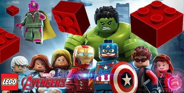 Lego Marvel's Avengers Red Bricks Locations Guide