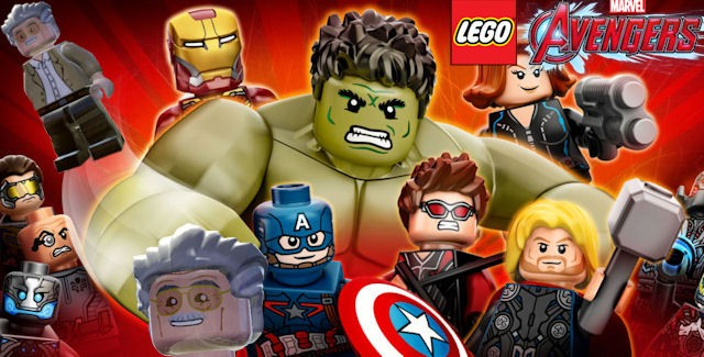 Lego Marvel's Avengers Stan Lee in Peril Locations Guide