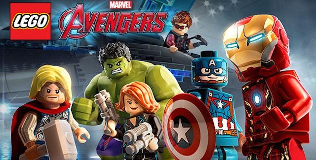 Lego Marvel's Avengers Walkthrough