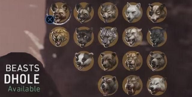 Far Cry Primal Rare Animals Locations Guide