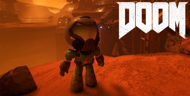 DOOM 2016 UAC Marineguy Collectibles Locations Guide