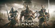 For Honor Key Art