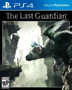 The Last Guardian Box Art