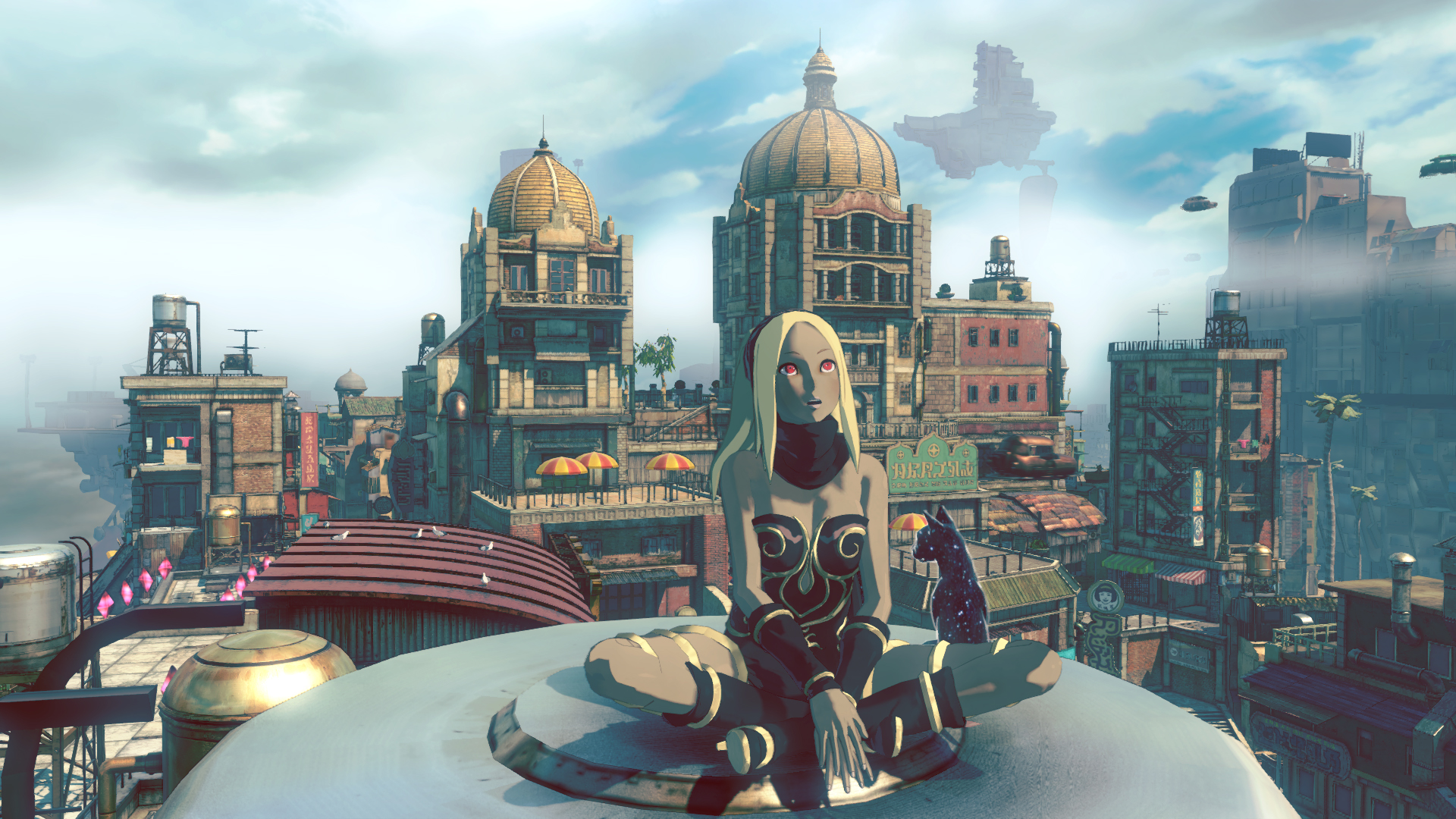 Gravity Rush 2 Screen 2