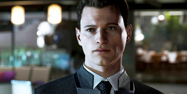 Detroit Become Human Connor Wallpaper: Detroit: Become Human Introduces New Playable Character