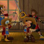 Kingdom Hearts HD 2.8 Final Chapter Prologue Screen 3