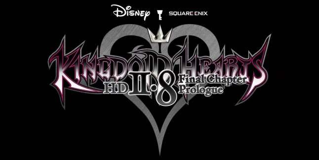 Kingdom Hearts HD 2.8 Final Chapter Prologue Logo