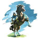 The Legend of Zelda: Breath of the Wild art 1