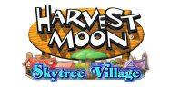 Harvest Moon: Skytree Village Logo