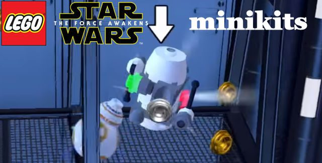 star wars: the force awakens minikits locations guide