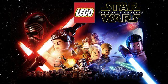 Lego Star Wars: The Force Awakens Walkthrough