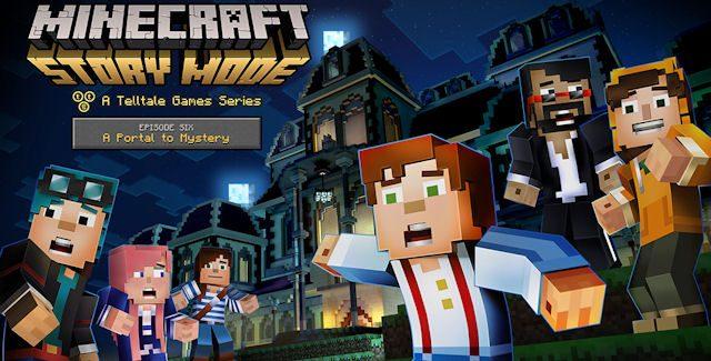 Minecraft: Story Mode Episode 6 Walkthrough