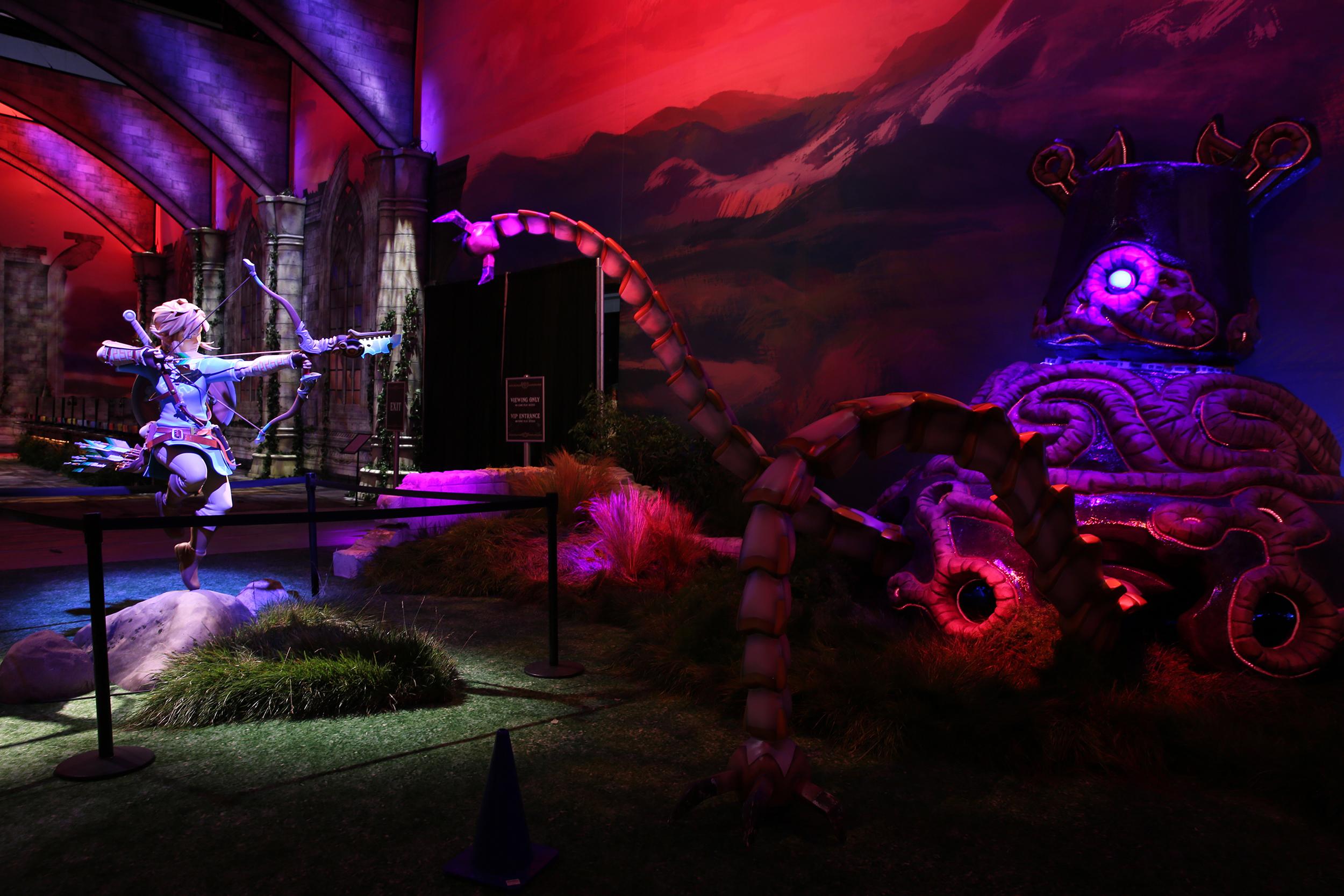 Nintendo E3 Booth Photo