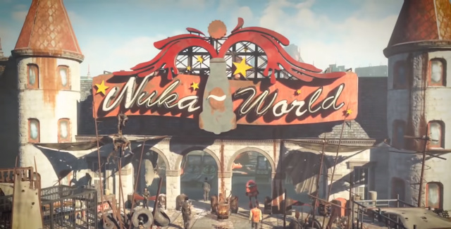 Fallout 4 Nuka World How To Start