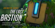 Overwatch short 'The Last Bastion'