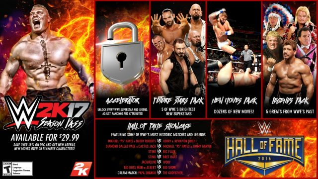 WWE 2K17 How To Get DLC Characters