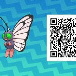 Pokemon Sun and Moon How To Get Shiny Male Butterfree