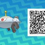 049 Pokemon Sun and Moon Magnezone QR Code